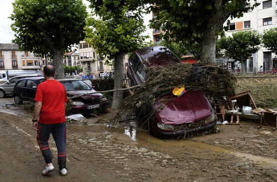خسائر-نتيجة-الفيضان