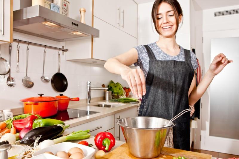 نصائح للتخلص من روائح الطهى (2)
