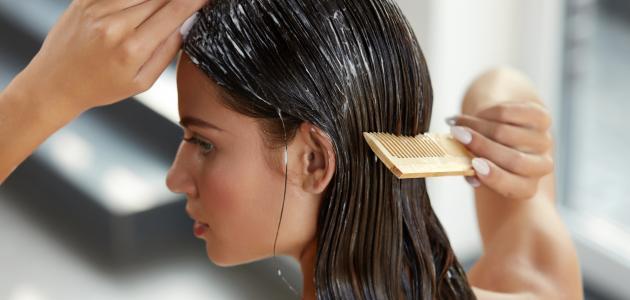 زيوت الشعر