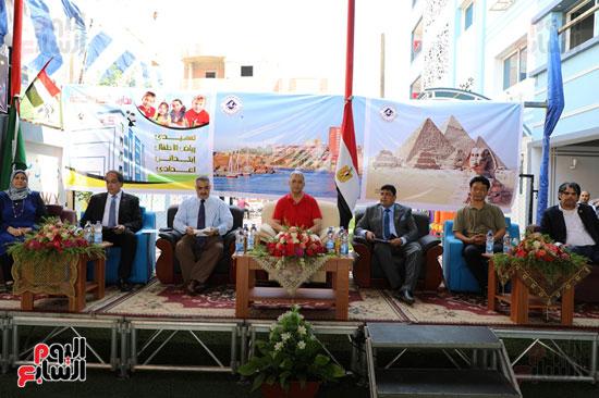 افتتاح-أول-مدرسة-تعمل-بالطاقة-الشمسية-(4)