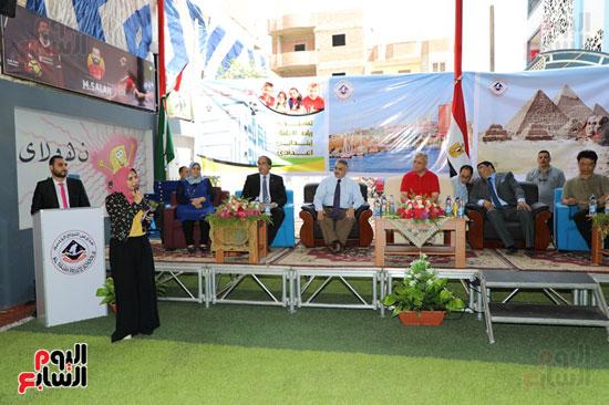افتتاح-أول-مدرسة-تعمل-بالطاقة-الشمسية-(6)