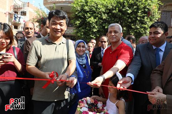 افتتاح-أول-مدرسة-تعمل-بالطاقة-الشمسية-(14)