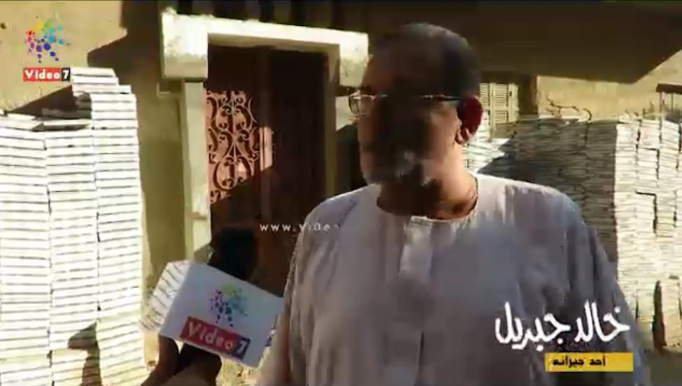 خالد جبريل أحد جيران محمد ناصر