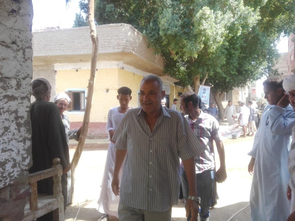 محافظات مصر تدعم الفقراء والأسر الإكثر إحتياجاً قبل العيد ضمن مبادرة حياة كريمة (11)