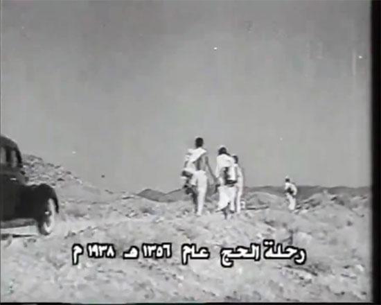 مشاهد نادرة للحج زمان بالصور 28550-الحج-عام-1938