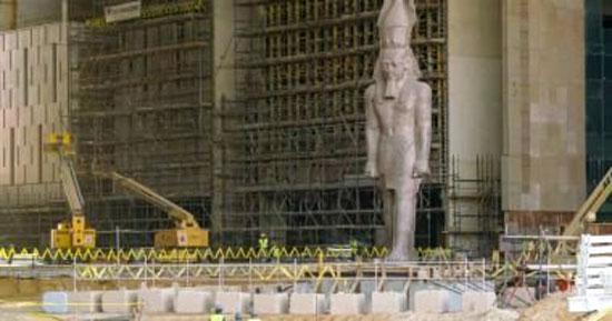 المتحف-المصرى-الكبير