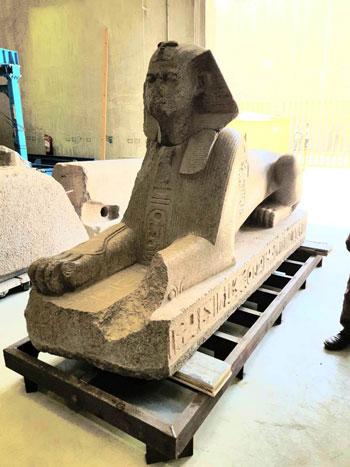 تمثال-لأبو-الهول