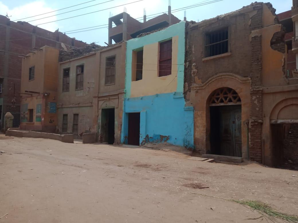 محافظات مصر تدعم الفقراء والأسر الإكثر إحتياجاً قبل العيد ضمن مبادرة حياة كريمة (6)
