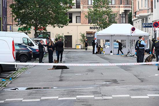 الشرطة تبحث عن متفجرات أخرى