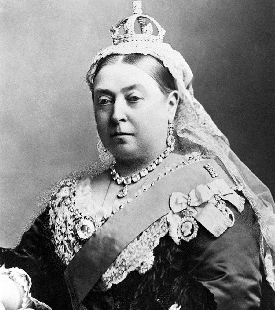 . الملكة فيكتوريا