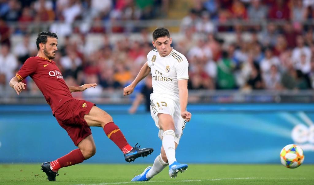 روما ضد ريال مدريد  (2)