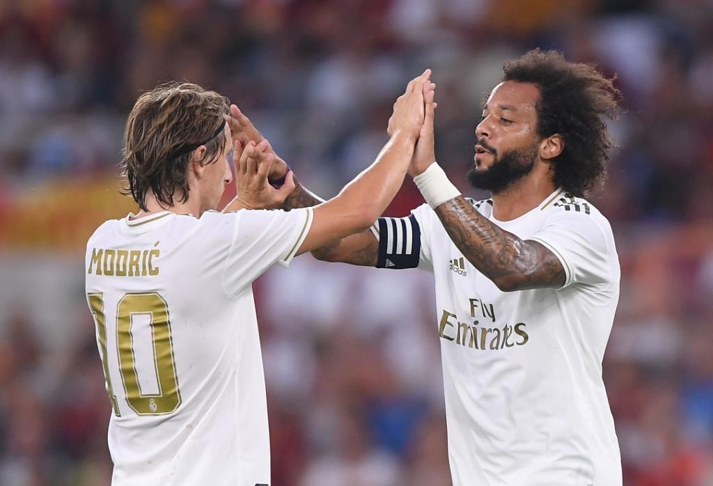 روما ضد ريال مدريد  (5)