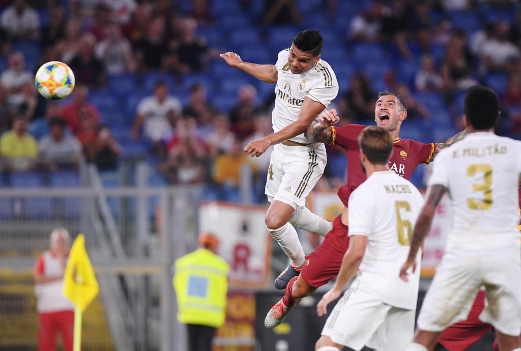 روما ضد ريال مدريد  (8)