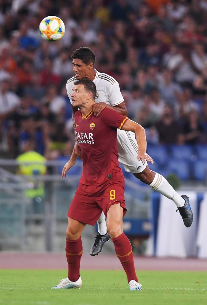 روما ضد ريال مدريد  (7)