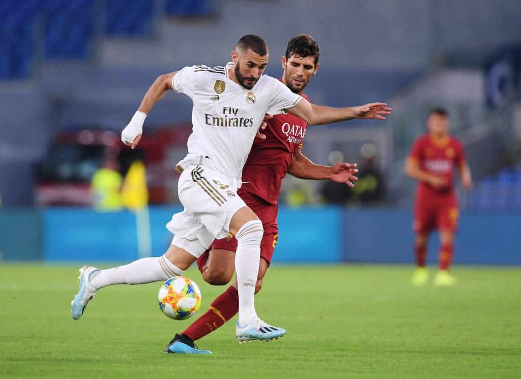 روما ضد ريال مدريد  (3)