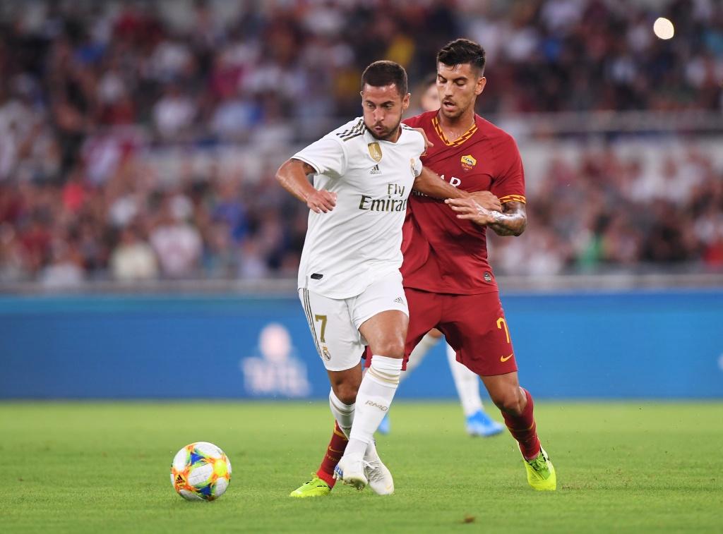 روما ضد ريال مدريد  (4)