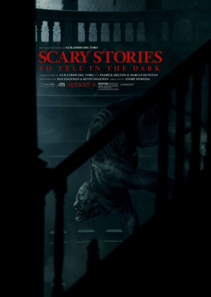 The Scary Stories to Tell in the Dark