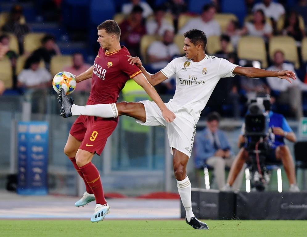 روما ضد ريال مدريد  (6)
