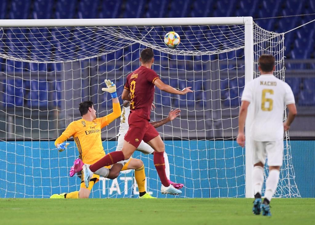 روما ضد ريال مدريد  (1)