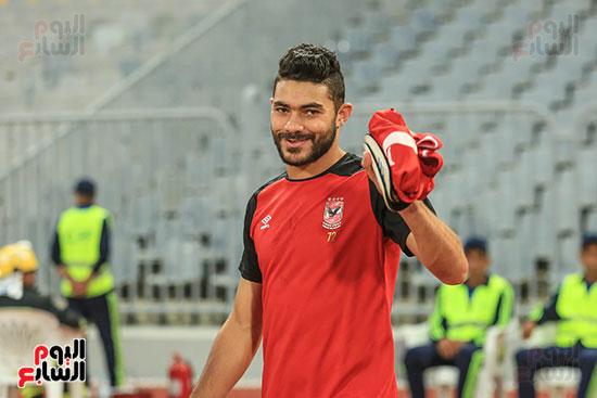 مباراة الاهلى وفريق اطلع برا السودانى (24)