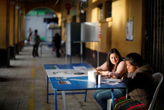 الانتخابات الرئاسية فى جواتيمالا (4)
