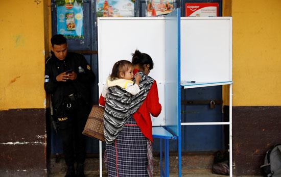 الانتخابات الرئاسية فى جواتيمالا (3)