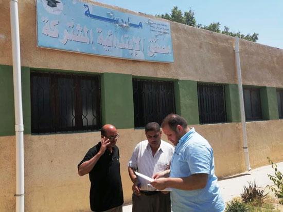 قرية التلول بسيناء تستعيد عافيتها بعد انطلاق مبادرة حياة كريمة (2)