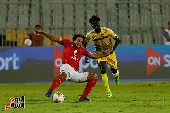 مباراة الاهلى وفريق اطلع برا السودانى (9)