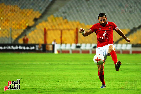 مباراة الاهلى وفريق اطلع برا السودانى (59)