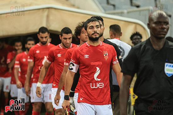 مباراة الاهلى وفريق اطلع برا السودانى (26)