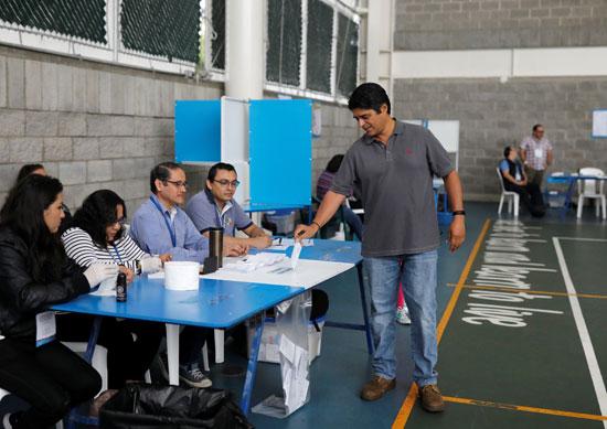 الانتخابات الرئاسية فى جواتيمالا (2)