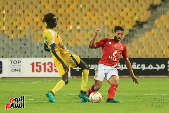 مباراة الاهلى وفريق اطلع برا السودانى (40)