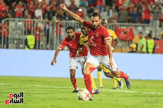 مباراة الاهلى وفريق اطلع برا السودانى (36)