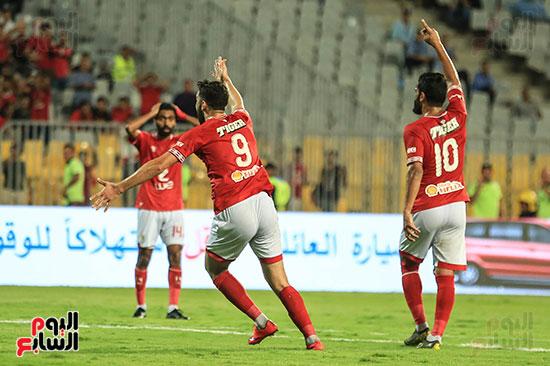 مباراة الاهلى وفريق اطلع برا السودانى (41)