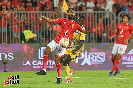 مباراة الاهلى وفريق اطلع برا السودانى (32)