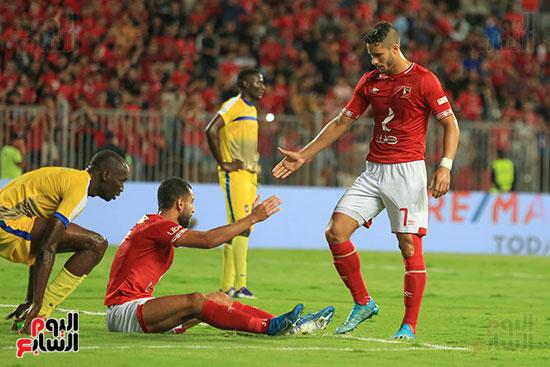 مباراة الاهلى وفريق اطلع برا السودانى (35)
