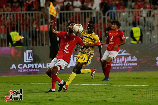 مباراة الاهلى وفريق اطلع برا السودانى (8)