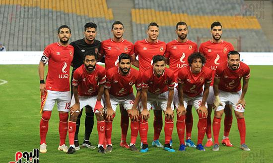 مباراة الاهلى وفريق اطلع برا السودانى (29)