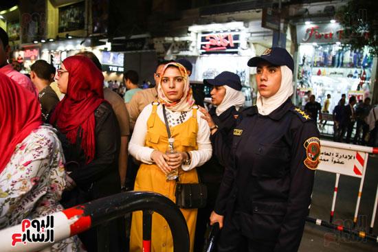 تأمين-الشرطة-النسائية-السينمات