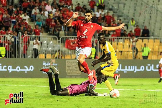 مباراة الاهلى وفريق اطلع برا السودانى (51)
