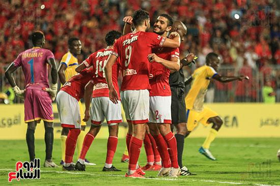 مباراة الاهلى وفريق اطلع برا السودانى (48)
