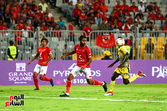 مباراة الاهلى وفريق اطلع برا السودانى (19)