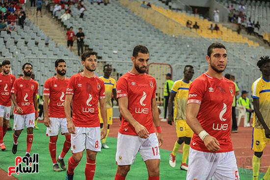 مباراة الاهلى وفريق اطلع برا السودانى (27)