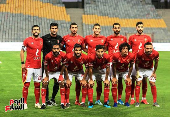 مباراة الاهلى وفريق اطلع برا السودانى (56)