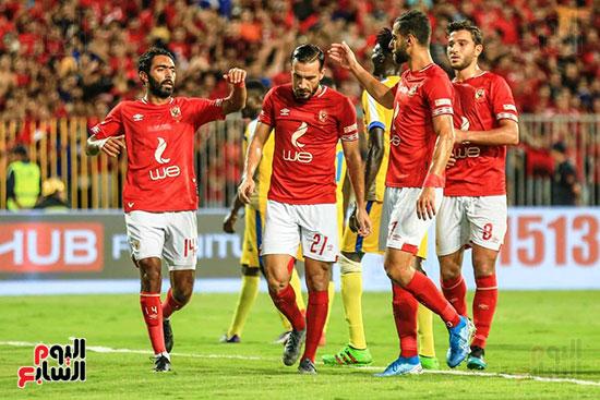 مباراة الاهلى وفريق اطلع برا السودانى (64)