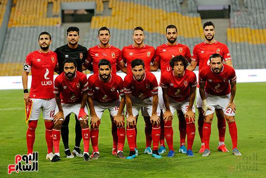 مباراة الاهلى وفريق اطلع برا السودانى (5)