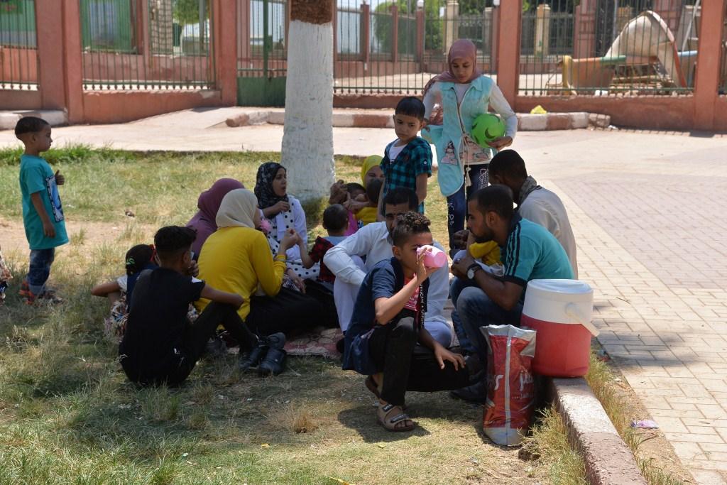 احتفالات عيد الاضحى المبارك باسيوط (4)