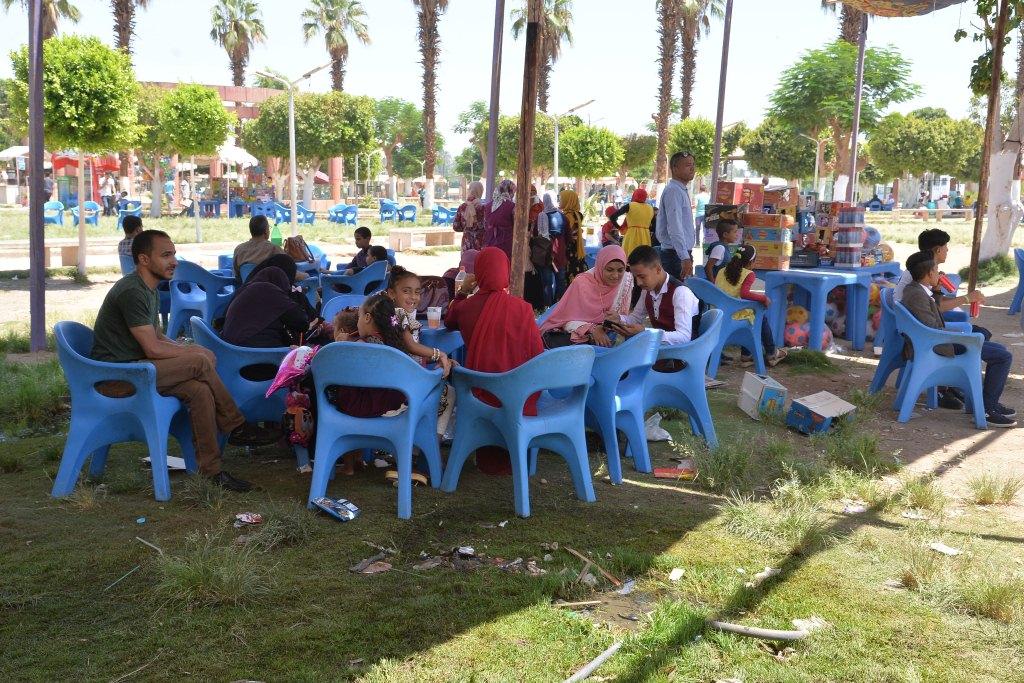 احتفالات عيد الاضحى المبارك باسيوط (2)