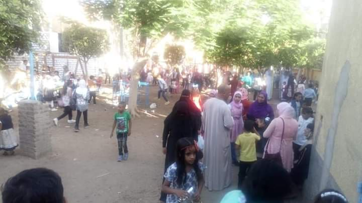 احتفالات مراكز الشباب بالعيد (6)