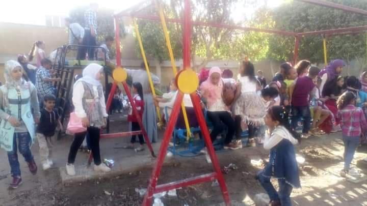 احتفالات مراكز الشباب بالعيد (7)
